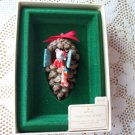 1982 Pinecone Home Hallmark Mouse Ornament