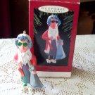 Maxine 1993 Hallmark Christmas Ornament Shoebox