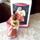 First in Celebrations of Angels Hallmark 1995 Christmas Ornament African American Series