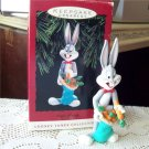 Bugs Bunny Hallmark Christmas Ornament Looney Tunes 1993