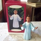 1995 Joy to the World Hallmark Christmas Ornament African American Choir Boy