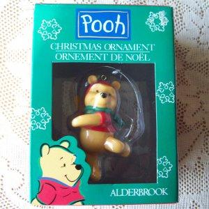Winnie the Pooh Disney Alderbrook Ornament fishing.