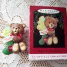 Teddy Bear Years Babys Second Christmas 1994