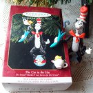 The Cat in the Hat First Hallmark Ornament in Dr. Seuss Book Series 1999