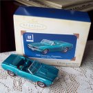 Pontiac Firebird Classic American Cars Collection Hallmark 2005