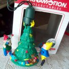 Noma Ornamotion Christmas Tree Elves and Toys Rotating Ornament