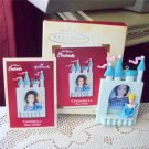 Cinderella Photo Holder Hallmark Disney Christmas Ornament 2002