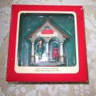 Christmastime for Two, First Christmas Together 1991 Carlton Ornament