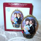 Second in the Phantom of the Opera series Carlton Ornament 2008 All I Ask of You Music