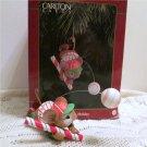 Homerun Holiday Carlton 1995 Baseball Christmas Ornament