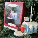 Hallmark New Home Christmas Ornament Mailbox 1996 Keepsake