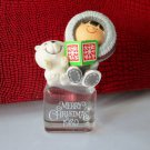 Frosty Friends 1980 Cool Yule Hallmark Ornament #1 First in Series Eskimo and Polar Bear
