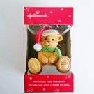 Baby's First Christmas 2014 Teddy Bear Hallmark Xmas Ornament for Babies First Christmas
