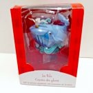 Ice Pals Carlton 2015 Christmas Ornament Whale with seagull on top, 24th in series