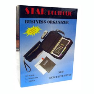 STAR BUSINESS ORGANIZER/ PLANNER, NEW