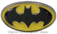 Officially Licensed Batman Logo Belt Buckle