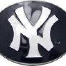 Licensed New York Yankees Logo Belt Buckle