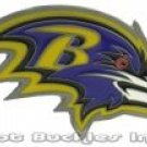 Baltimore Ravens Belt Buckle