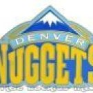 Denver Nuggets Nba Officially Licensed Belt Buckle