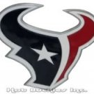 Houston Texans Nfl Officially Licensed Belt Buckle