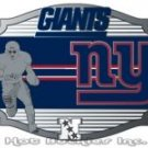New York Giants Nfl Officially Licensed Belt Buckle