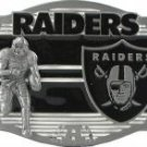Oakland Raiders Nfl Officially Licensed Belt Buckle