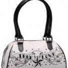 White True Love Handbag, Brand New