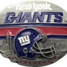 New York Giants Helmet Belt Buckle, BRAND NEW