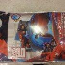 Big Hero Six 6 Twin/Single Size 4 Piece Comforter Sheet Set