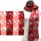 Ohio State Buckeyes Floral Scarves