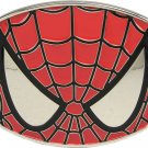 Official Licensed Spiderman Big Face Belt Buckle