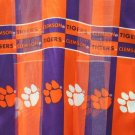 Clemson Tigers NCAA Polyester Scarf
