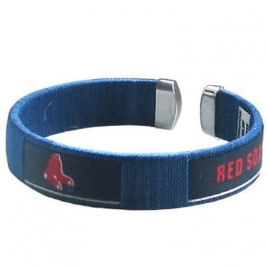 Boston Red Sox Officially Licensed MLB Fan Band Wrist
