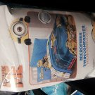 Despicable Me Minnions Twin/Single Size minions Comforter Sheet Set