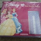 Disney Princess Rod Pocket Drapes