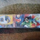 Justice League Superman Batman Flash Green Lantern Peel Stick Giant Wall Decals