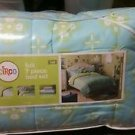 Circo Aqua Medallion 7 Piece Full Size Bedding Set