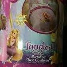 Disney Princess Tangled Repunzel 4 PieceTwin/Single Size Comforter Sheet Set