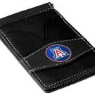 Arizona Wildcats Black Officially Licensed Players Wallet
