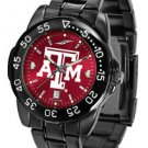 Texas A&M Aggies AnoChrome Fantom Black Sport Watch