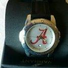 Alabama Crimson Tide Sport Leather Band Watch
