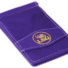 LSU Louisiana State Tigers Purple Officially Licensed Players Wallet