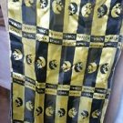 Iowa Hawkeyes Licensed Ncaa Polyester Scarf