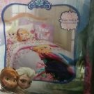Frozen Elsa Anna Olaf Summer Breeze Twin/Single Size Comforter Sheet Set