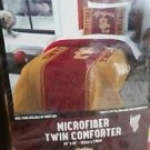 USC University Southern California 4 PieceTwin/Single Size Comforter Sheet Set