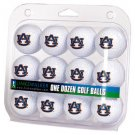 Auburn Tigers Dozen 12 Pack Golf Balls