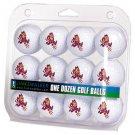 Arizona State Sun Devils  Dozen 12 Pack Golf Balls