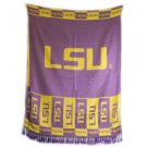 LSU Louisiana State Tigers Officially Licensed Ncaa Shawl Scarf