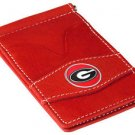 Georgia Bulldogs Red Officially Licensed Players Wallet