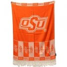 Oklahoma State Cowboys Licensed Ncaa Shawl Scarf
